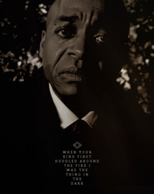 Alpha Vampire (Rick Worthy) - Supernatural