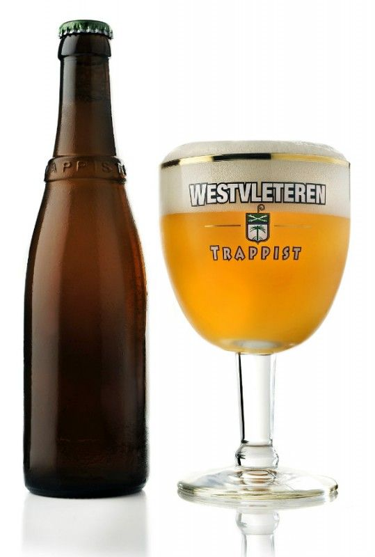 Cerveja Westvleteren Blond - Westvleteren Abdij St. Sixtus - Bélgica