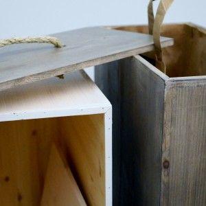 Laatikkokaupan paperikassiteline on tietenkin....laatikko. Kerää pullot, lehdet ja pahvit laatikkoon paperikassiin, ja poisvienti on helppoa. Laatikon voit sijoittaa vaikka eteiseen, sen verran hieno on. Nyt verkkokaupassa! www.laatikkokauppa.fi