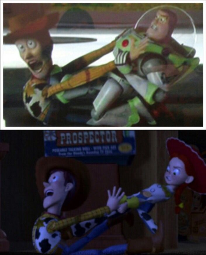 Proof that Buzz and Jessie were meant,& maybe literally MADE for each other