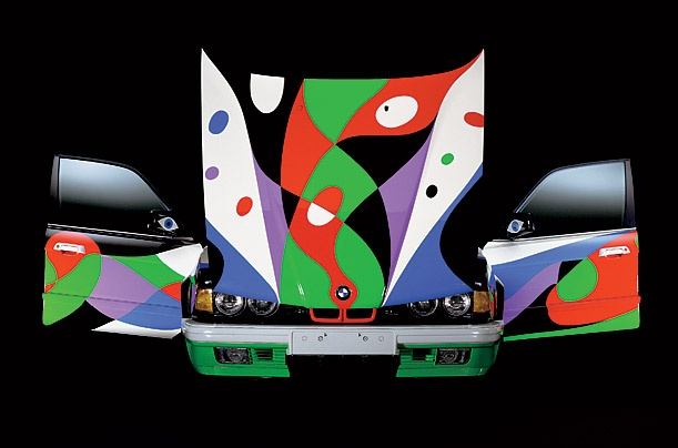 1990 BMW 730i by Cesar Manrique