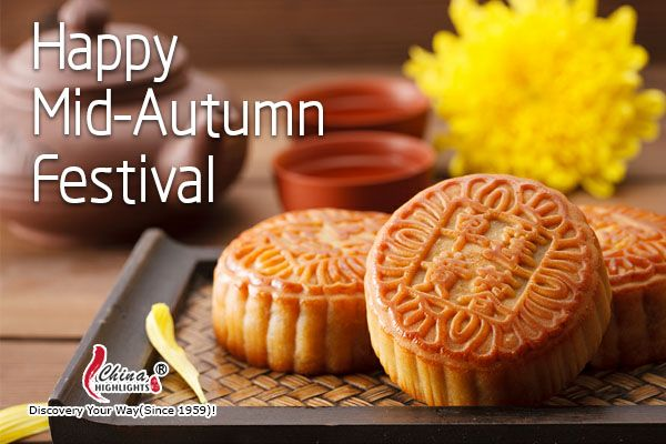 Moon cake festival started Sep 15, 2016. Full moon means prosperity, happiness & family reunion.