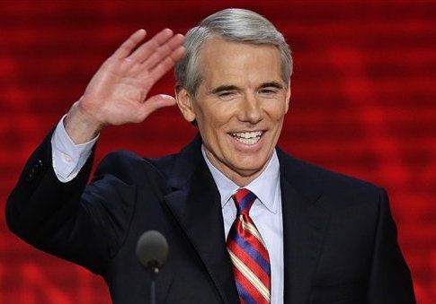 Incumbent Ohio Sen. Rob Portman defeated Democratic challenger Ted StricklandTuesday, notching a win for Republicans in the battle over the U.S. Senate.    The Associated Presscalled the race in f