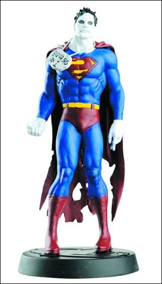DC Comics Bizarro | DC Comics Super Hero Collection (UK) Bizarro by Eaglemoss Publications