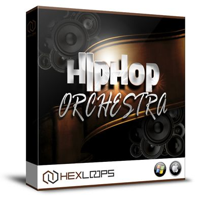 Hip Hop Orchestral Loops and Samples Pack