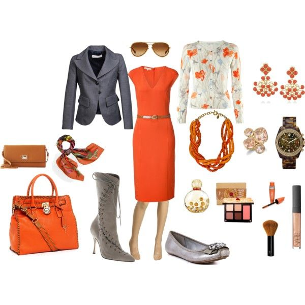 Wear to work, then working at kids' school event in the evening, created by kristisixx on Polyvore
