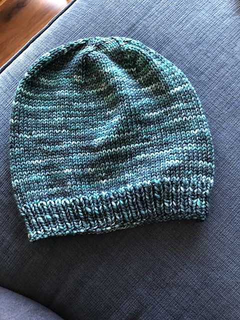 608324102 Barley by tincanknits, knitted by Kd31917 | malabrigo Rios in Pines ...
