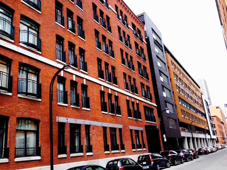 Quai de la Commune - Montréal www.prevel.ca