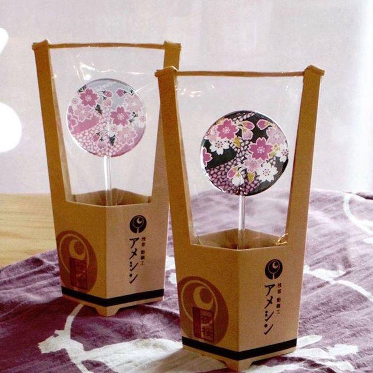 Artistic Lollipops by Shinri Tezuka – Fubiz Media
