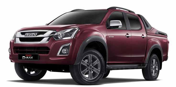 2018 Isuzu D-Max facelift to debut in Thailand soon?