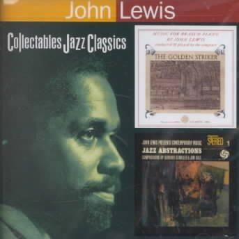 John Lewis - Golden Striker: Jazz Abstractions