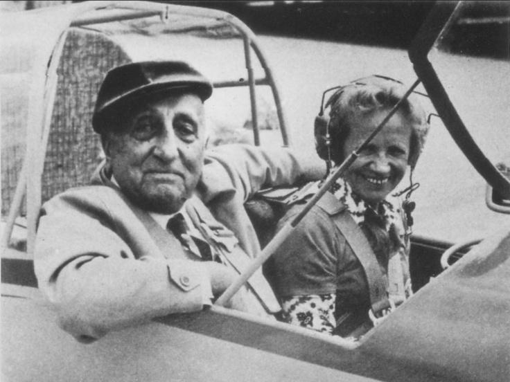 Karl Ritter & Hanna Reitsch