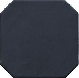 Product ID:OC20554 Equipe 8X8 Octagon Negro Matte #Profiletile