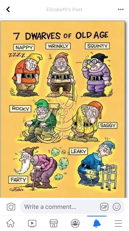 Thursdays Ramblin - Growing Older | Very funny jokes