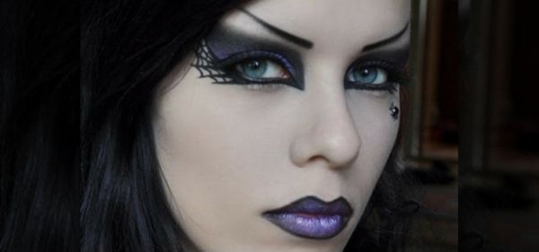 halloween make up ideen hexe cooles aussehen fasching hexe schminken schminken halloween