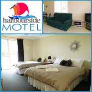 Harbourside Motel Albany   Tranquil retreat nestled between the foreshore of Princess Royal Harbour and the amazing Torndirrup National Park. Harbourside is ideally located just 2 km from the centre of Albany and all that it offers and is on the main road to some of the main tourist attractions like the Gap and the Natural Bridge.