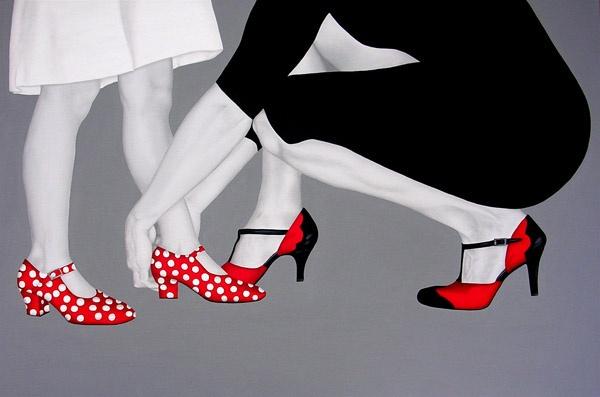 Paintings by Consuelo Mura
