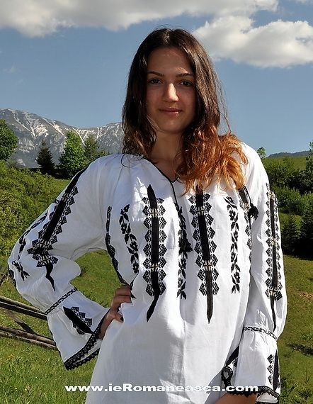 Camasa Populara Sibiu - Ie Romaneasca