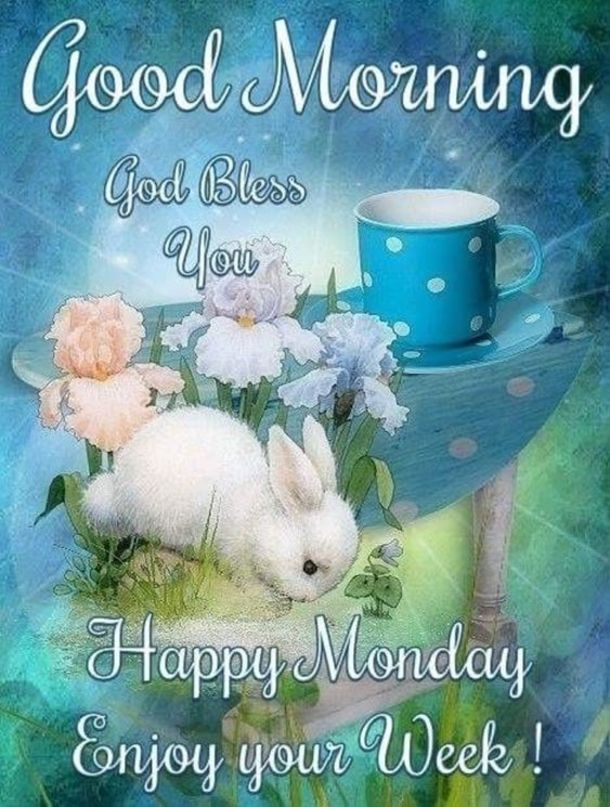 10 Best Inspirational Good Morning Monday Images Good Morning Monday Images Monday Greetings Monday Morning Greetings