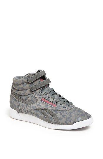 Reebok 'Freestyle Hi - Eden' Sneaker (Women) available at #Nordstrom