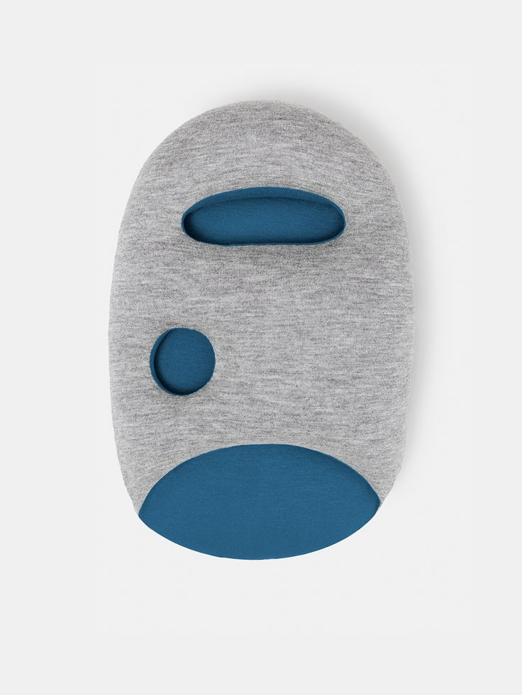 STUDIO BANANA , Ostrich Pillow Mini Mavi #shopigo#shopigono17#shoponline#fashion#lifestyle#photography#art