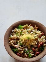 Thumbnail image for bhel puri – mumbai wet bhel puri recipe