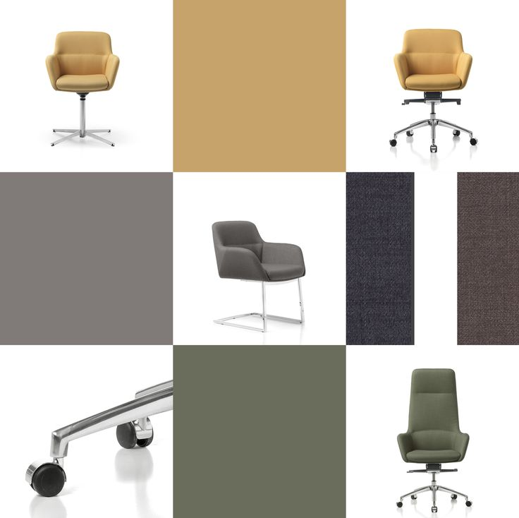 Darwin Total comfort and aesthetic balance research transform office chair into space focal point where it is located. Evolution of space dedicated to business, which becomes welcoming and human. The structure supports perfectly the body and favours relax, promoting a work concept, which aims to people wellness. _ www.sitia.com