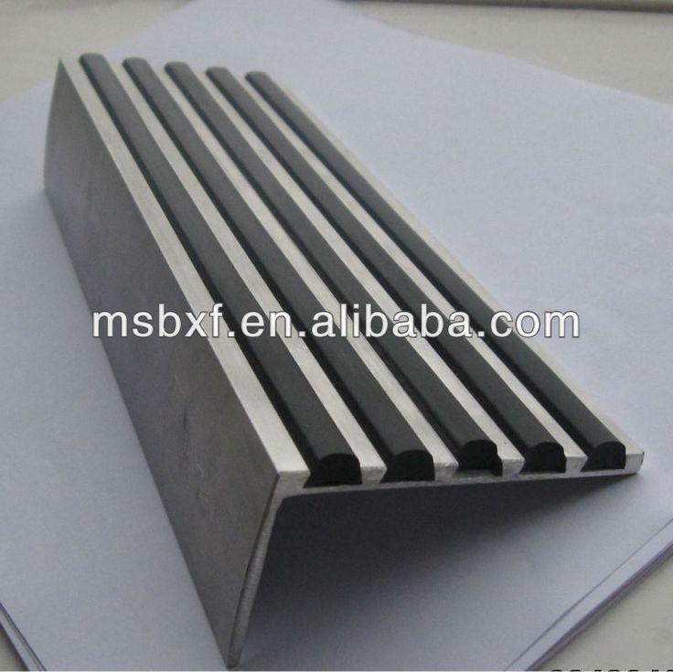 Aluminium Angle Corner Edge Nosing Step Stair Edging Trim