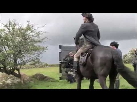 MASTERPIECE // Aidan Turner - Riding Through Cornwall {POLDARK} - YouTube