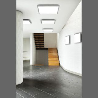 Elegante Deckenleuchte: http://lampen-led-shop.de/lampen/led-deckenleuchte-dimmbar-60-x-60-cm-sparsam-im-verbrauch