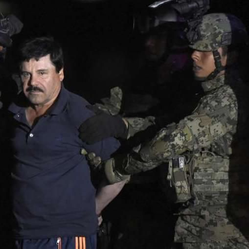 Mexican drug lord Guzman wanted to film biopic while on the run