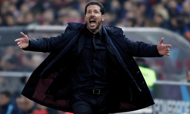 Diego Simeone is Mr Atlético Madrid and, money aside, it is probably a better club for him to be at right now than Chelsea-Nowbet888.com