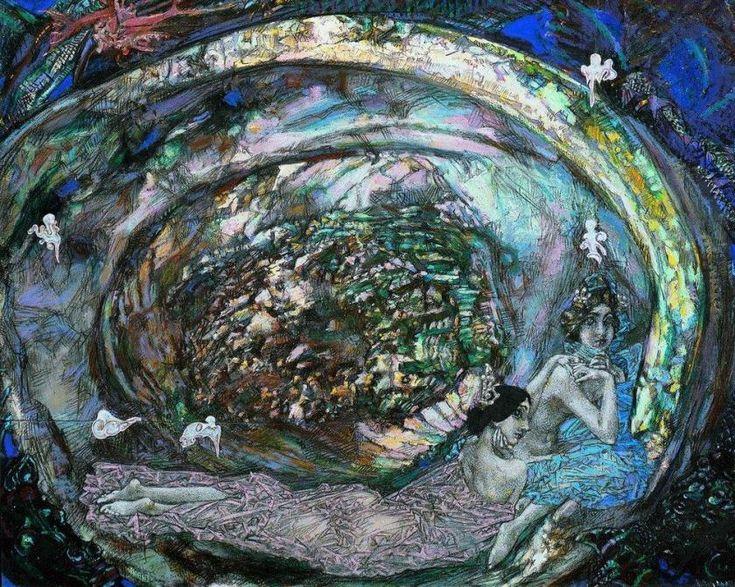 Мир Михаила Врубеля.. Обсуждение на LiveInternet - Российский Сервис Онлайн-Дневников