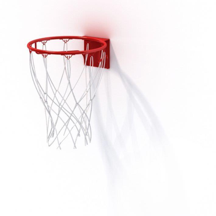 Basketball Hoop Net 3d Model Hoop Net Basketball Hoop Sports Equipment