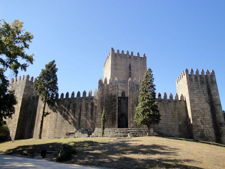 Castelo de Guimarães (Portugal)