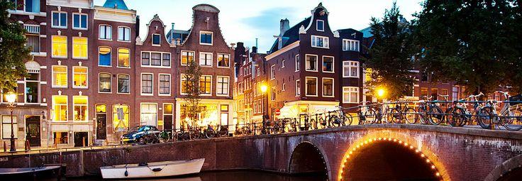 Canal Company - Rondvaarten door Amsterdam in de avond