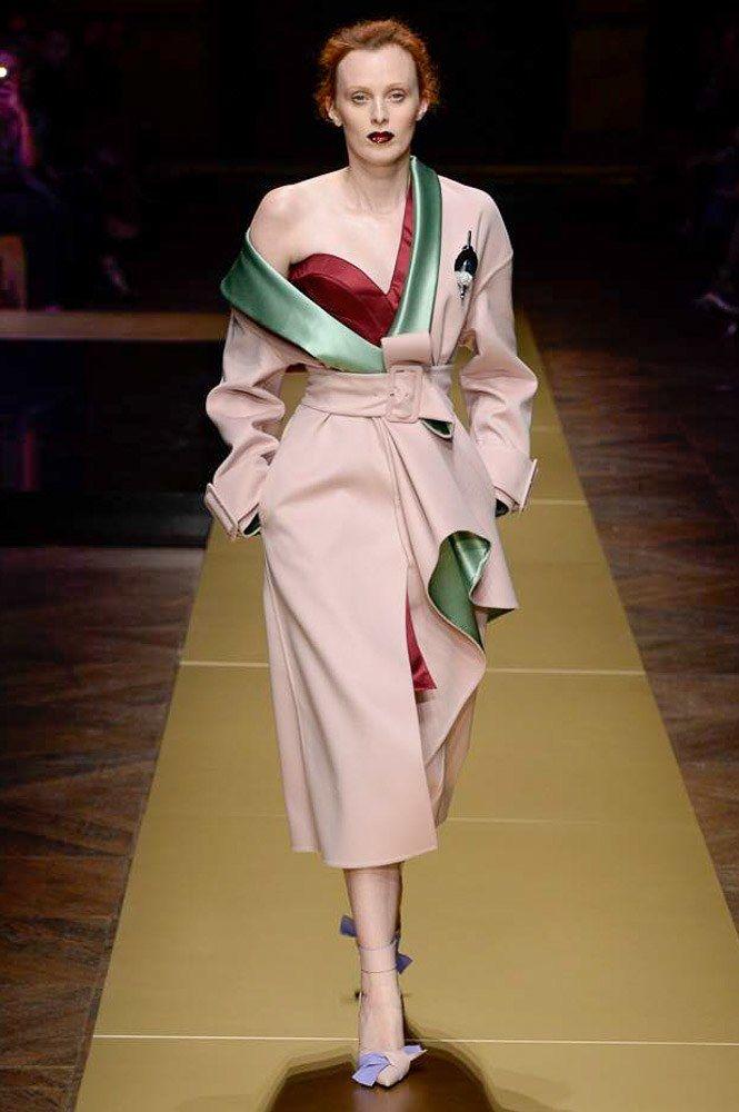 Haute Couture Atelier Versace Automne Hiver 2016 2017 - LE BAZAR DES TENDANCES