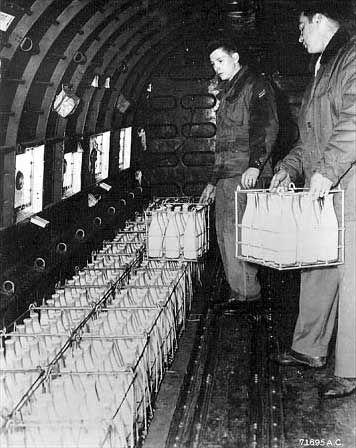 Milk run! Berlin Airlift