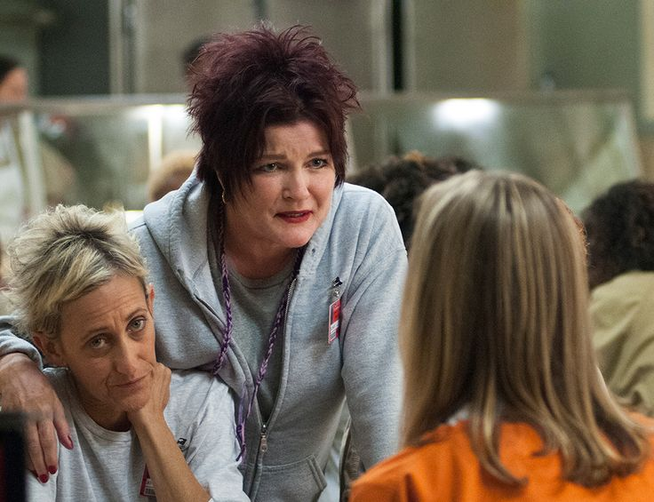 """Kate Mulgrew, Supporting Actress in a Comedy, """"Orange Is the New Black""""-Kate Mulgrew said she was awakened from a deep sleep. """"I've never been nominated for an Emmy! The greatest pleasure comes from the fact that this is such a remarkable show,"""" she said. """"It all springs from the genius mind of Jenji Kohan. If it ain't on the page, it isn't going to happen. It's like a love affair: Jenji, Red, and me -- a three-way, an ideal creative three-way. I want it to go on and on."""