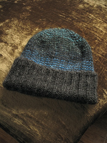 Stephen West pattern, can see on Ravelry