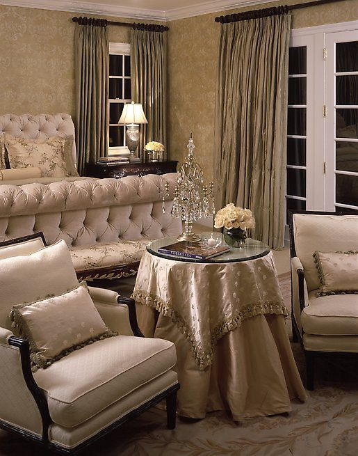 Romantic Room Lay Out: Romantic Bedrooms From Camille Forte