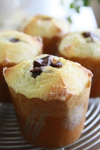 Chocolate+Muffin+in+a+Cup