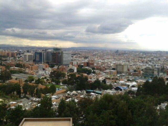 Vista desde los cerros