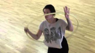 Merileikke - YouTube www.vannetanssi.fi #vannetanssi #huuppaus #helsinki #floortech #hooping #hoopdance #suomi