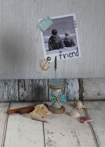 Sizzix Snap Happy Best Friends papercraft