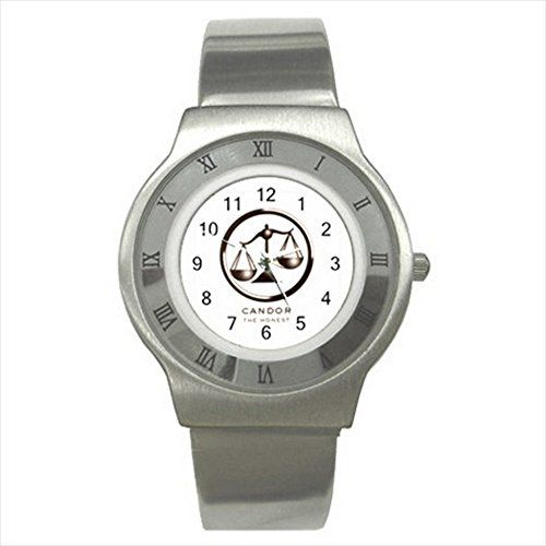 Candor Faction Divergent Series UNISEX ADULT Slim Stainless Steel Watch Quinn Cafe http://www.amazon.com/dp/B00V35LYYM/ref=cm_sw_r_pi_dp_PH9dvb1JZGFRD