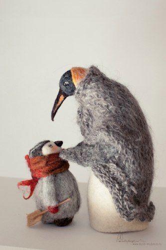 Новости. Penguins.