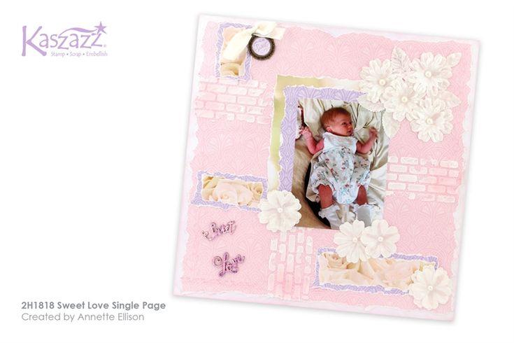 2H1818 Sweet Love Single Page