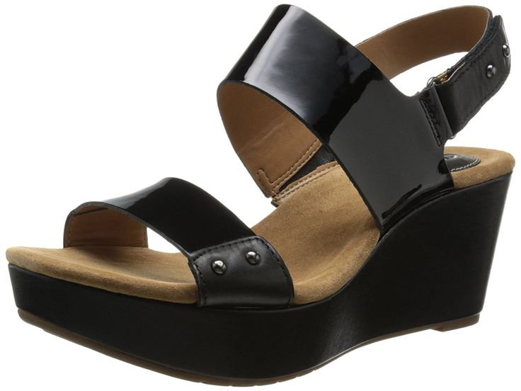 Clarks Women's Caslynn Dez Platform Pump ^^ If you love this, read review now : Clarks sandals