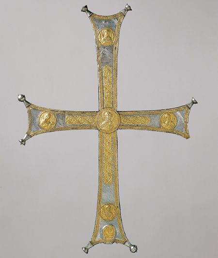 Processional Cross [Byzantine] (1993.163) | Heilbrunn Timeline of Art History | The Metropolitan Museum of Art
